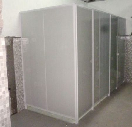PVC CUBICLE TOILET - APLIKATOR SURABAYA
