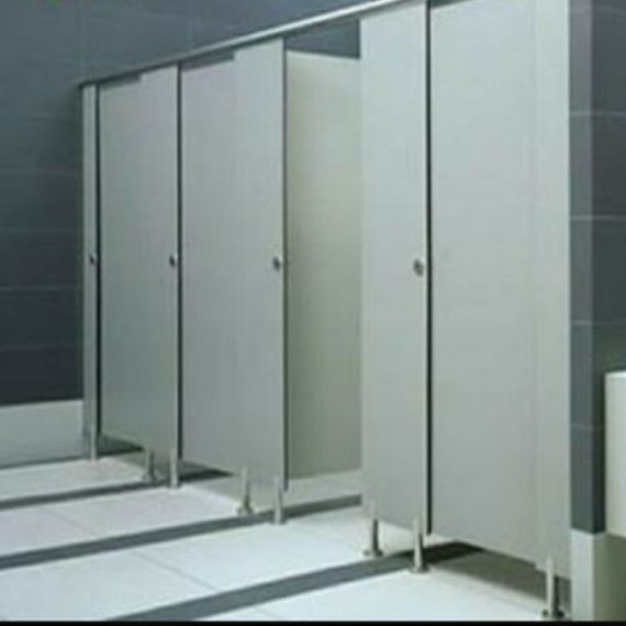 PVC board Cubicle toilet Murah Surabaya