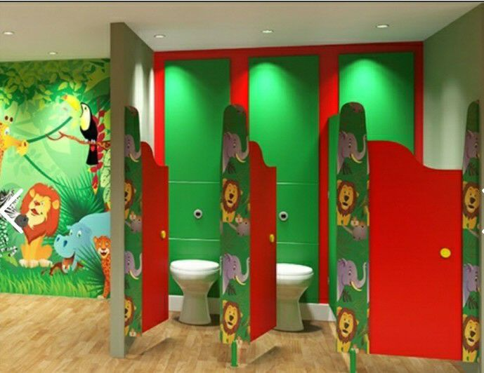 PartitionToiletcubiclekid5