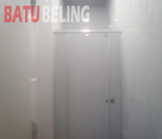 Aplikasi Cubicletoilet di Stasiun Kereta Api Banyuwangi