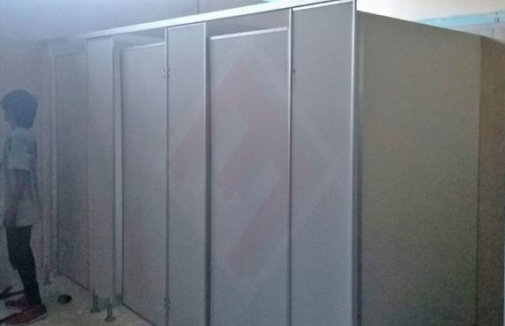 Cubicle Toilet Phenolic Resin