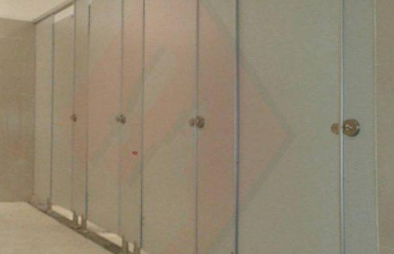 Cubicletoilet PVC Board Kediri