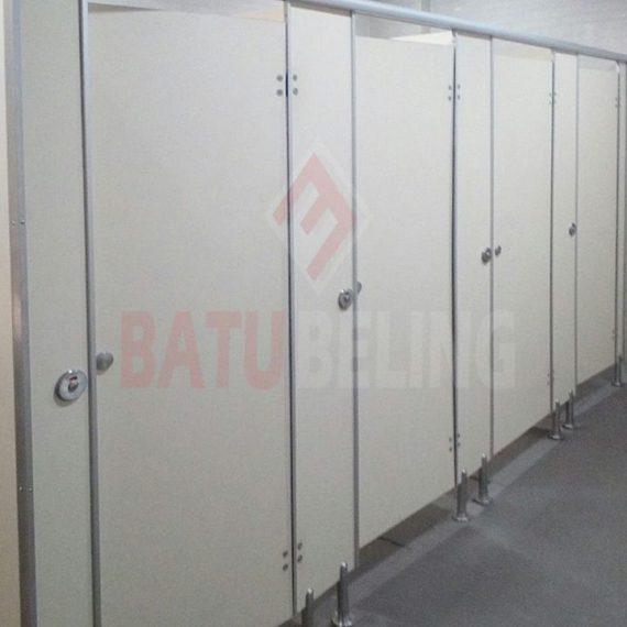 Aplikator Cubicle Toilet Pegadaian