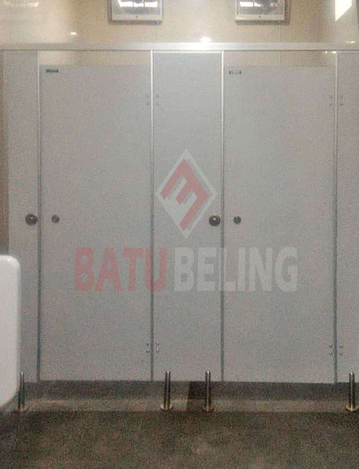 Toilet Cubicle PVC Board